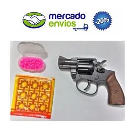4 Revolver Rambo Espoleta + 5 Espoleta Pronta Entrega