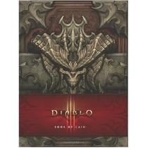 Libro Arte Diablo 3 Book Of Cain Blizzard Warcraft Nuev *sk
