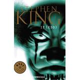 It Stephen King Con Sobrecubierta Tapa De La Pelicula
