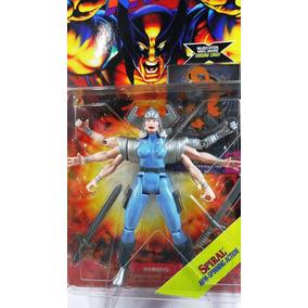 Spiral Toy Biz Pré Legends X Men Mundo De Mojo Raro