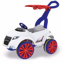 Carrinho Infantil Criança Pedal E Empurrador Xrover Xalingo