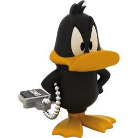 Memoria Usb Pato Lucas Looney Tunes 8gb Nueva Emtec