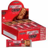 Protein Crisp Bar 12un - Integralmédica - Todos Sabores