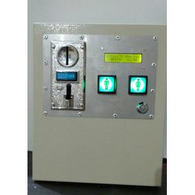 Control De Acceso Para Baños Publicos Monedero Timer