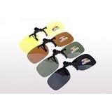 Gafas Polarizadas Clip-on, Conducción Nocturna