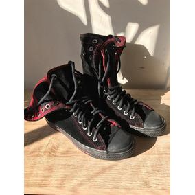 Converse (auténticas) Zapatillas Caña Alta De Piel