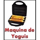 Maquina De Yoguis Wafles Rellenos + Receta Oferta