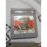 Teenage Mutant Ninja Turtles -americana Para Gameboy