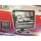 Mini Tv 7 Universal Royal Portatil, Silvermax Rca Remoto