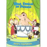 Box Uma Familia Da Pesada - 5 Temporada (3 Dvd Slim) - Novo