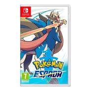 Pokemon Sword Espada Nintendo Switch Fisico - Playking