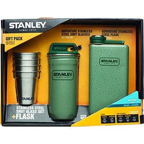 Stanley Adventure Discos De Acero Inoxidable + 8 Oz Frasco D
