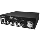 Potencia Amplificador 200w Usb Sd Rca Control Moto Auto