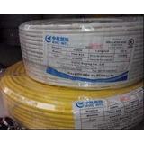 Cable Nº 8 Thw 100% Cobre Marca Avic