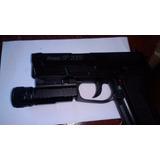 Mira Laser Verde Pistola