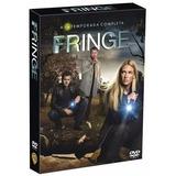 Seriado Fringe 2ª Temporada Original E Lacrada- 6 Dvds