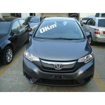 Honda Fit 1.4 Dx Flex ( 17/17 Okm ) Por R$ 56.999,99