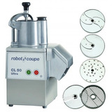 Processador De Alimentos Robot Coupe Cl50 E Ultra + 5 Discos