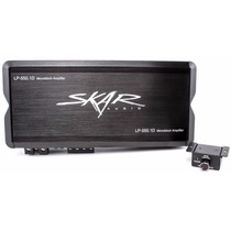 Amplificador Skar Audio Lp-550.1dv2 Monoblock 1100w Clase D