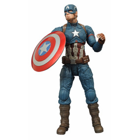 Captain America - Captain America Civil War - Marvel Select