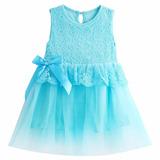 Lindo Vestido De Festa Para Bebe