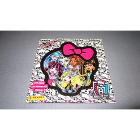 Album De Estampas Monster High *panini* *2013*