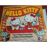 Album Hello Kitty 1989 Tiene Pegadas 83 Figuritas Impecable