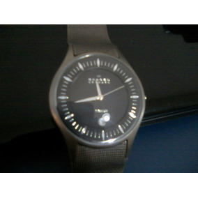 8adab3b61e6 Relogio Skagen Titanium Original Dinamarca - Relógios De Pulso no ...