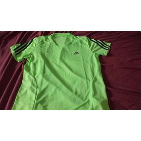 Camiseta De Entrenamiento adidas - Nueva Y Original -talle M