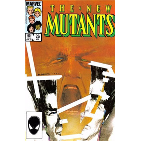New Mutants #26 Abr De 1985 Marvel 9.4 (importado) Legion