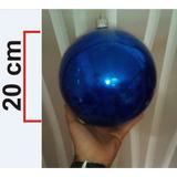 Esferas Navideñas Pvc 20 Cm . Descuento 20% En Mayoreo