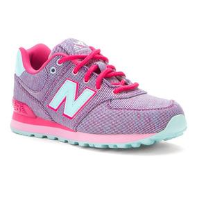 new balance zapatillas mujer fucsia