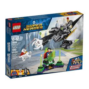 76096 Lego Super Heroes - Liga Da Justiça - Superman & Krypt