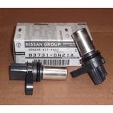 Kit Sensor Cigüeñal & Leva Nissan Urvan 2.5 05-15 Original