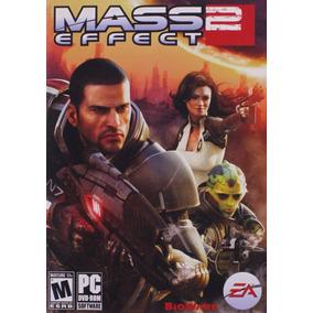 Leilão Jogo Mass Effect 2 Original E Lacrado Para Pc A6490