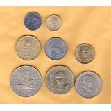Monedas Mexicanas 1988 Set Completo A1 10