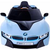 Carro Elétrico Infantil Bmw I8 Controle Remoto Ré 2 Baterias