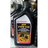 Aceite Toyota Atf T-iv Caja Automática Por Litro