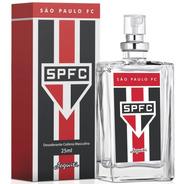 Perfume São Paulo Jequiti 25ml Série Times De Futebol