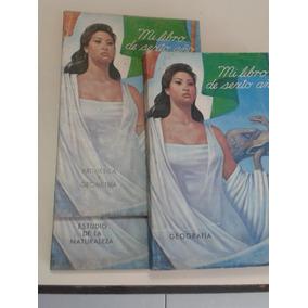 Libros De Primaria 6to Año (3 Materias Diferentes)