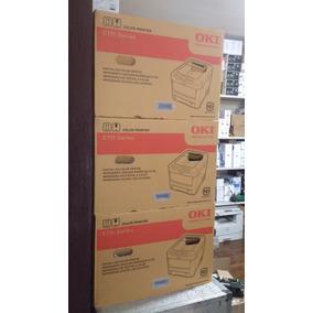 Okidata C711 Impressora Laser Color Grafica Rápida