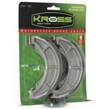 Bandas De Freno Kross Suzuki Gs 125 T Ref. Bm700006