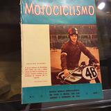 Moto Brasil 1950 Enero Y Febrero. Revista Nº 6 .motos Raras