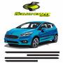 Friso Lateral New Fiesta Hacth Sedan 2011 /... Mod Original