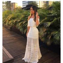 Vestido De Noiva Renda Ótima Qualidade