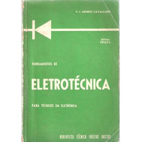 Fundamentos De Eletrotécnica Para Técnicos - Cavalcanti