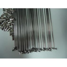 Raio Inox Jogo C / 72 Raios 36 -300 Mm E 36 -305 Mm