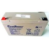 Kit 2 Bateria Selada 6v 12ah Fp6120 P Moto Elétrica Infantil