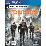 Tom Clancy´s The Division Ps4 Nuevo, Sellado, Envío Gratis