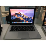 Apple Macbook Pro 13 Late 2011 500hdd 4gb Core I5 Excelente